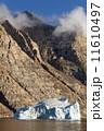 氷山 グリーンランド 氷の写真 11610497
