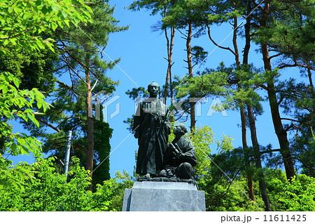 吉田松陰の銅像 11611425