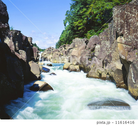 厳美渓 岩手県 11616416