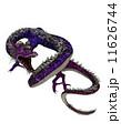 辰 龍 竜のイラスト 11626744