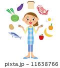 主婦 買い物 食材 11638766