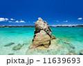 沖縄 海 岩の写真 11639693
