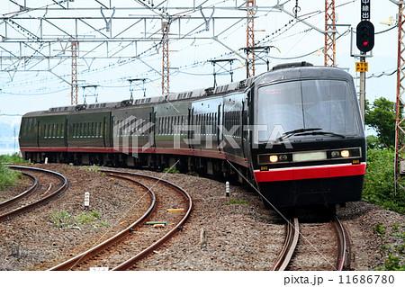伊豆急2100系 リゾート21黒船電車 11686780