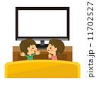 子供 テレビ ソファー 11702527