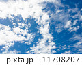 blue sky background with clouds 11708207