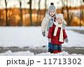 幼い 姉妹 ウィンターの写真 11713302