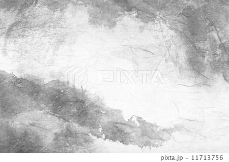 abstract Chinese painting art on grey paper 11713756