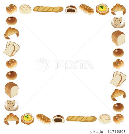 パンのフレーム 11716803