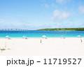 宮古島のビーチ 11719527