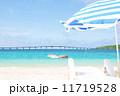 宮古島のビーチ 11719528