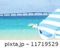 宮古島のビーチ 11719529