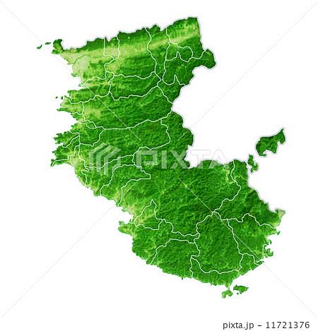 和歌山県地図 11721376