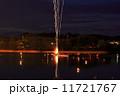 打ち上げ 打上花火 花火の写真 11721767