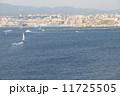 マルセイユ 海 町並みの写真 11725505