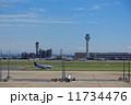 飛行場 羽田空港 空港の写真 11734476