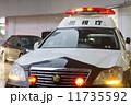 パトロールカー 警察車両 自動車の写真 11735592