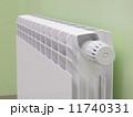 ラジエーター ラジエター かべのイラスト 11740331