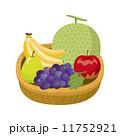 フルーツ盛り合わせ【食材・シリーズ】 11752921