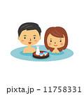 夫婦 露天風呂 11758331