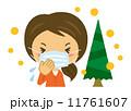 花粉【二頭身・シリーズ】 11761607