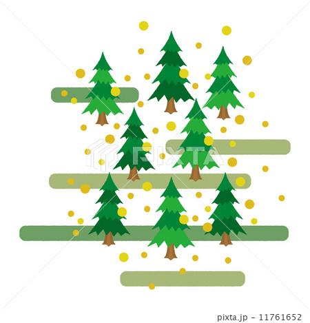 花粉 木 杉の木 11761652