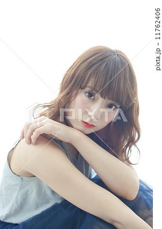 かわいいサロンモデル 11762406