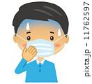病気 男性 マスク 吐き気 11762597