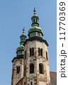 塔 クラクフ 聖堂の写真 11770369