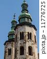 塔 クラクフ 聖堂の写真 11776725