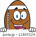 化身 アメリカ アメリカンフットボールのイラスト 11805529