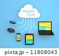 ヘルスケアクラウドソリューションコンセプト 11808043