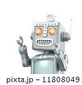 かわいいレトロロボット 11808049