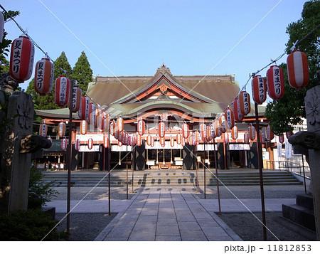 富山の日枝神社 11812853