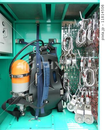 消防車の装備品 11814506