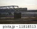 多摩川 京王線 鉄橋の写真 11818513