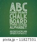 黒板 レター 文字のイラスト 11827331