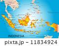 インドネシア インドネシア人 インドネシア語のイラスト 11834924