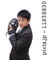 ビジネスマン 実業家 ベースボールの写真 11838830