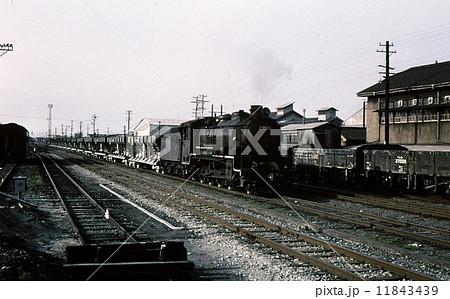 9600牽引石炭列車、九州筑豊本線 昭和43年 11843439