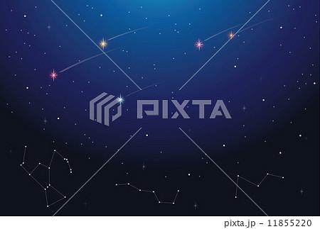 満天の星 11855220