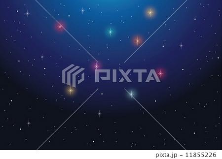 満天の星 11855226
