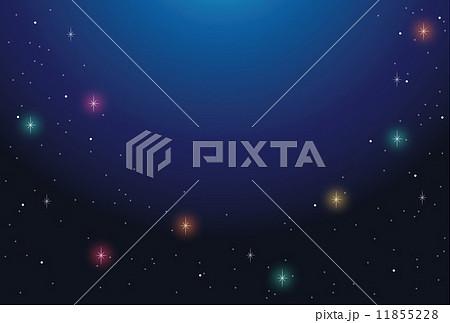 満天の星 11855228