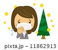 くしゃみ【二頭身・シリーズ】 11862913