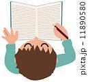 子供 ノートをとる 11890580