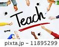 指導 教授 教えるの写真 11895299