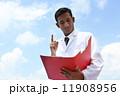白衣 医者 ドクターの写真 11908956