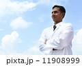 医者 白衣 ドクターの写真 11908999