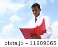 白衣 医者 医師の写真 11909065
