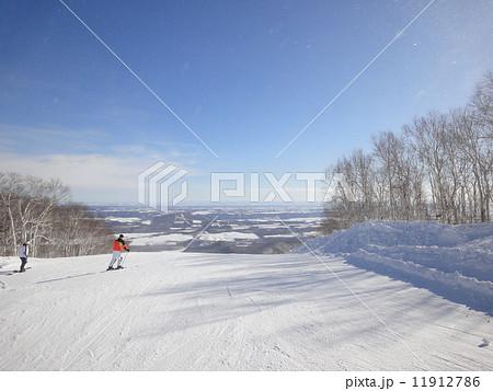 真冬の北海道 11912786