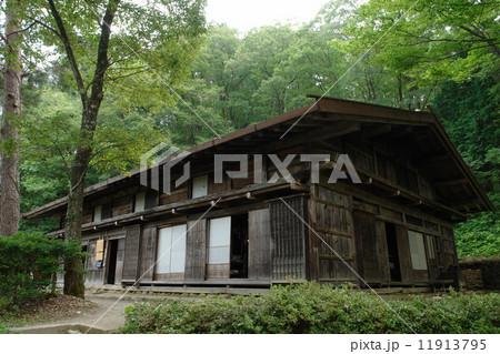 飛騨の古民家(飛騨民俗村) 11913795